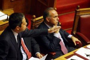Αρβανιτόπουλος Κεδίκογλου βουλή
