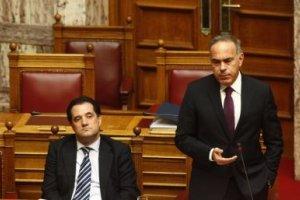 Αρβανιτόπουλος βουλή