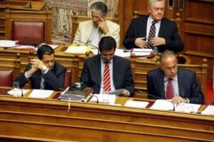 Γκιουλέκας Αρβανιτόπουλος Κεδίκογλου βουλή