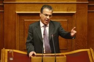 Ντινόπουλος βουλή