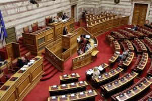 Σήμερα: Συζήτηση στη Βουλή για ΕΑΠ και Παν. Κρήτης