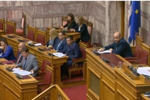 Live/Βουλή: Συζήτηση ερωτήσεων για την παιδεία
