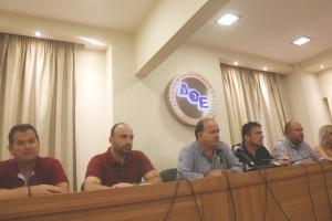 Η ΔΟΕ προσφέρει 100.000€ στη μάχη κατά του κορωνοϊού από τις συνδρομές των εκπαιδευτικών