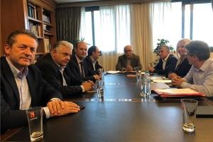 Νέα συνάντηση υπ. Παιδείας με τοπικούς άρχοντες της Θεσσαλίαςκαι των Πρυτανικών Αρχών των δύο ΑΕΙ