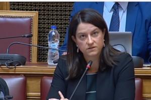 Τα 7 σημεία της ομιλίας της υπ. Παιδείας στη Βουλή