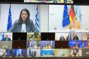 Συναρπαστική» χαρακτηρίστηκε πρόταση της Ν. Κεραμέως στο Συμβούλιο υπουργών Παιδείας της Ευρωπαικής Ένωσης
