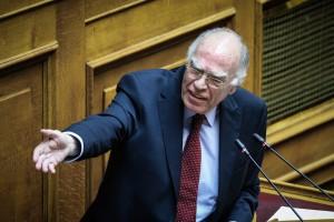Β. Λεβέντης:Το πολυνομοσχέδιοθα το ακυρώσει η επόμενη Κυβέρνηση
