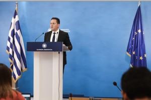 Κυβερνητικός εκπρόσωπος: Θετικές οι παρεμβάσεις του Α'εξαμήνου για την παιδεία