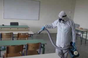 Παρατείνεται η απαγόρευση λειτουργίας των σχολείων του Ν. Πέλλας μέχρι 25 Σεπτεμβρίου